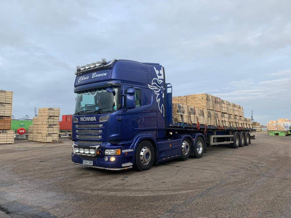 Chris Bowen Specialist Transport